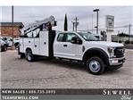 2018 F-550 Super Cab DRW 4x4, Knapheide Mechanics Trucks Mechanics Body #854289 - photo 1