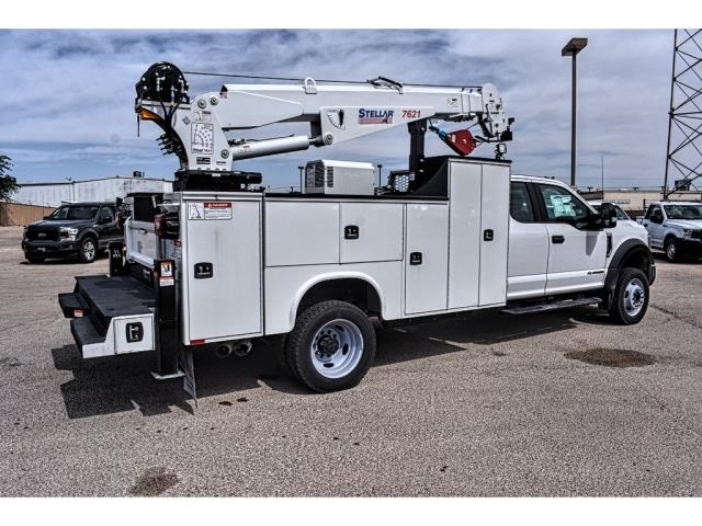 2018 F-550 Super Cab DRW 4x4, Knapheide Mechanics Trucks Mechanics Body #854292 - photo 2