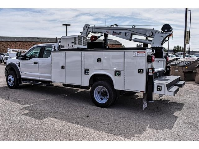 2018 F-550 Super Cab DRW 4x4, Knapheide Mechanics Trucks Mechanics Body #854292 - photo 4