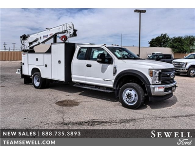 2018 F-550 Super Cab DRW 4x4, Knapheide Mechanics Trucks Mechanics Body #854292 - photo 1
