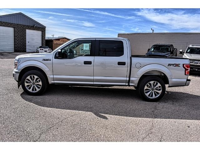 2018 F-150 Crew Cab Pickup #862894 - photo 5