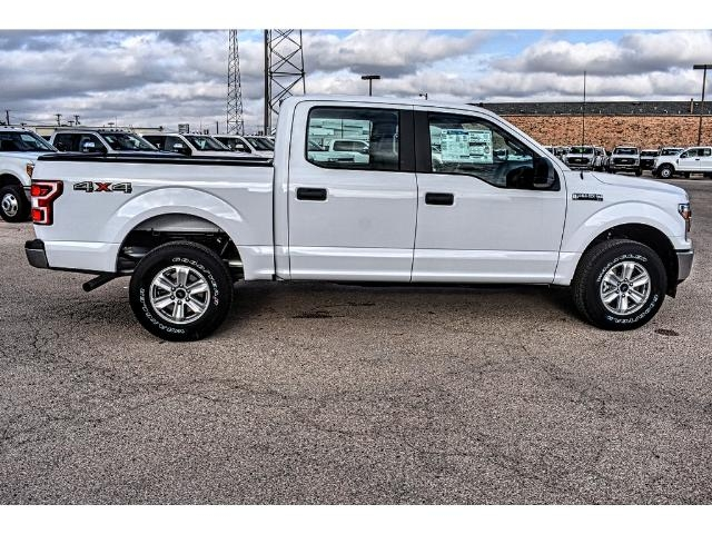 2018 F-150 Crew Cab 4x4, Pickup #862911 - photo 3