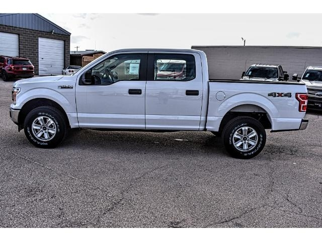 2018 F-150 Crew Cab 4x4, Pickup #862911 - photo 5