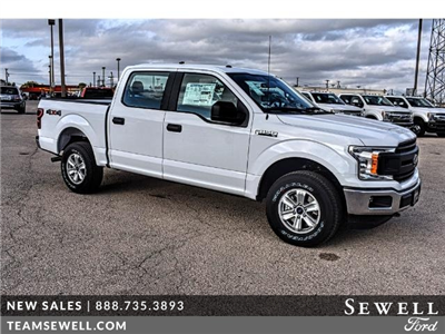 2018 F-150 Crew Cab 4x4, Pickup #862911 - photo 1