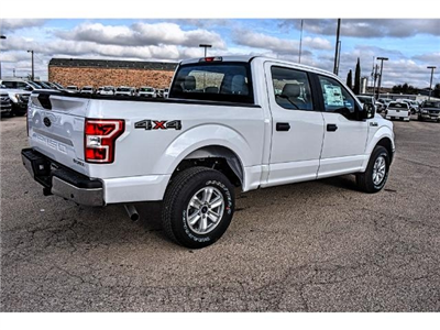 2018 F-150 Crew Cab 4x4, Pickup #862911 - photo 2