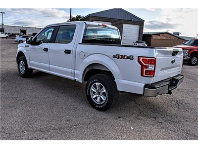 2018 F-150 Crew Cab 4x4, Pickup #862911 - photo 4