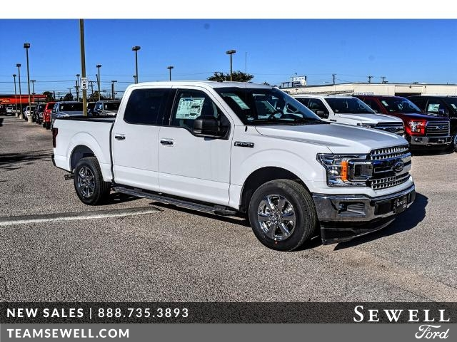 2018 F-150 Crew Cab, Pickup #869960 - photo 1