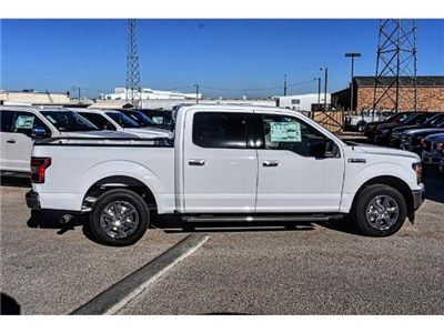 2018 F-150 Crew Cab, Pickup #869960 - photo 3