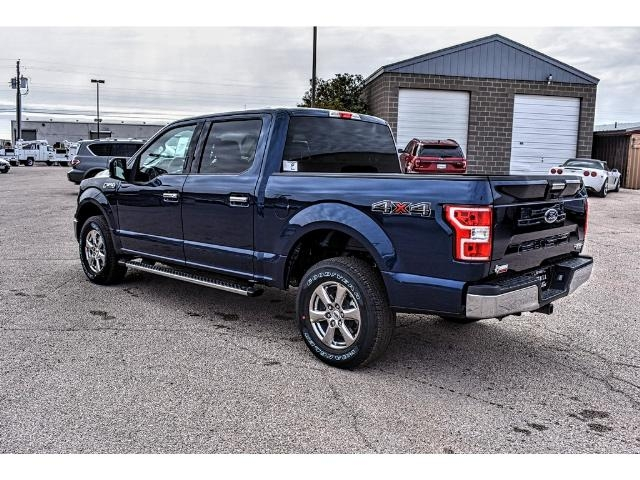 2018 F-150 Crew Cab 4x4 Pickup #881382 - photo 4