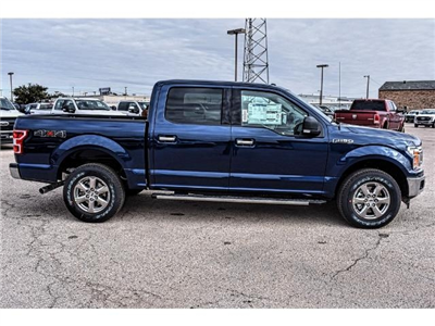 2018 F-150 Crew Cab 4x4 Pickup #881382 - photo 3