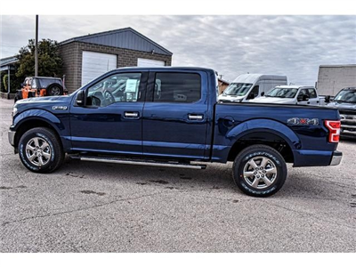 2018 F-150 Crew Cab 4x4 Pickup #881382 - photo 5