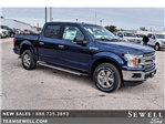 2018 F-150 Crew Cab 4x4 Pickup #881382 - photo 1