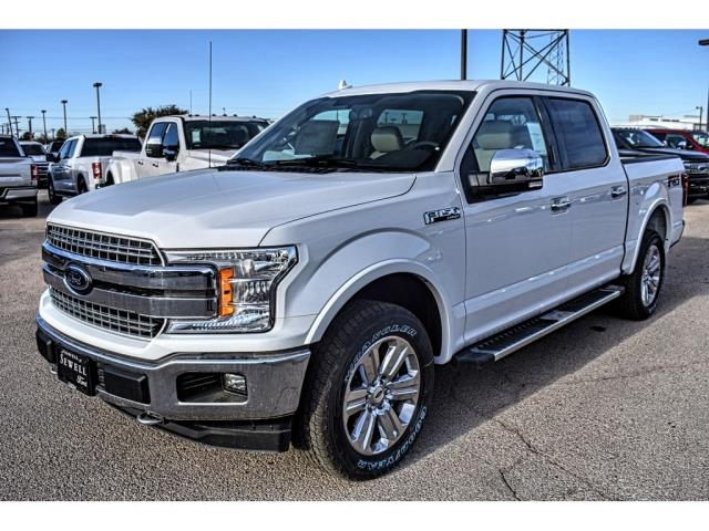 2018 F-150 Crew Cab 4x4, Pickup #881386 - photo 3