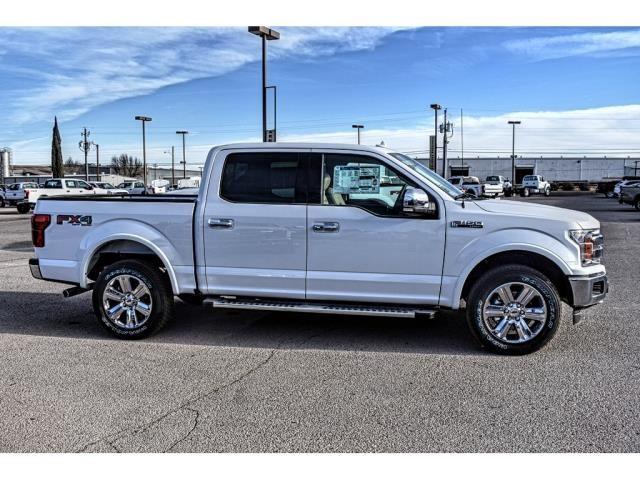 2018 F-150 Crew Cab 4x4, Pickup #881386 - photo 17