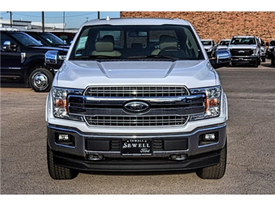 2018 F-150 Crew Cab 4x4, Pickup #881386 - photo 16