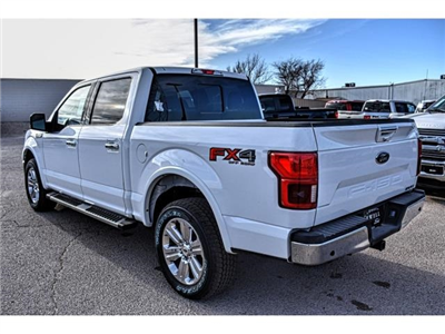 2018 F-150 Crew Cab 4x4, Pickup #881386 - photo 5