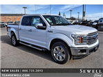 2018 F-150 Crew Cab 4x4, Pickup #881386 - photo 1