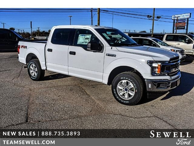 2018 F-150 Crew Cab 4x4 Pickup #881395 - photo 1
