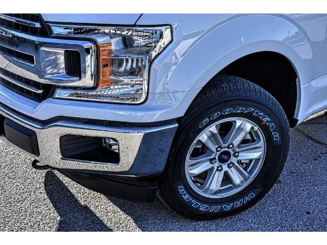 2018 F-150 Crew Cab 4x4 Pickup #881395 - photo 11