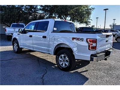 2018 F-150 Crew Cab 4x4 Pickup #881395 - photo 4