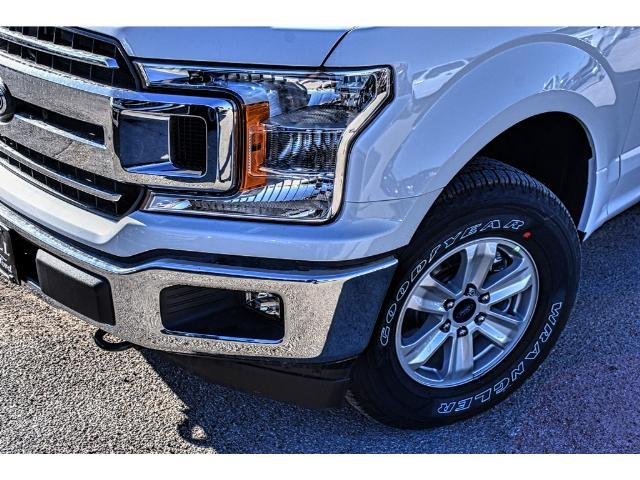 2018 F-150 Crew Cab 4x4, Pickup #881402 - photo 11