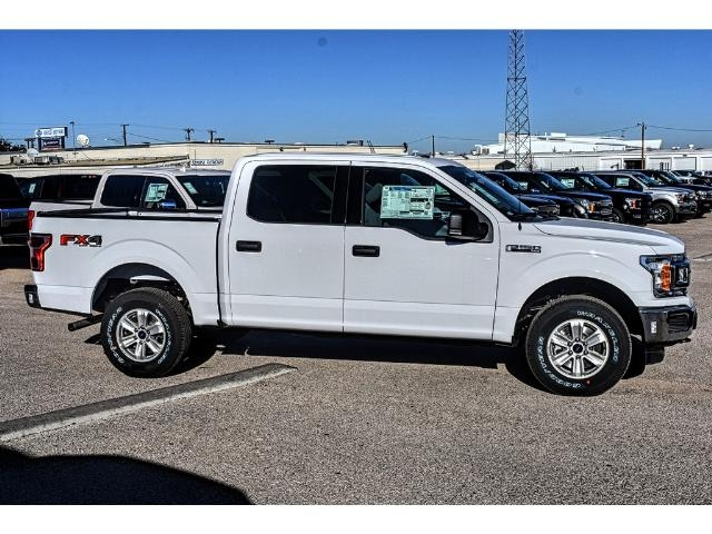 2018 F-150 Crew Cab 4x4, Pickup #881402 - photo 3
