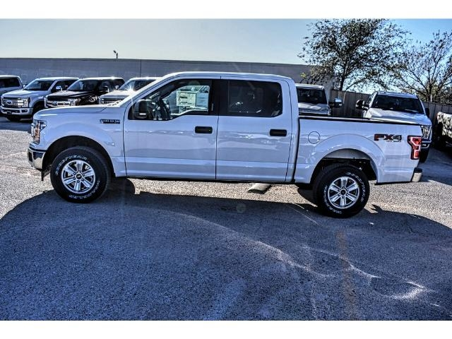 2018 F-150 Crew Cab 4x4 Pickup #881402 - photo 5