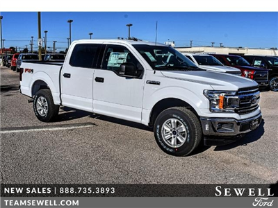2018 F-150 Crew Cab 4x4 Pickup #881402 - photo 1