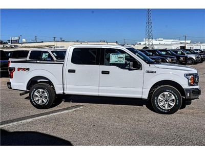 2018 F-150 Crew Cab 4x4 Pickup #881402 - photo 3