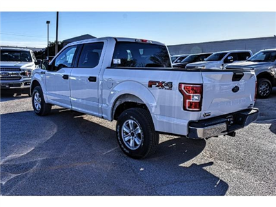 2018 F-150 Crew Cab 4x4, Pickup #881402 - photo 4