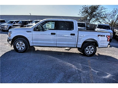 2018 F-150 Crew Cab 4x4, Pickup #881402 - photo 5