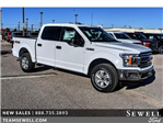 2018 F-150 Crew Cab 4x4, Pickup #881402 - photo 1