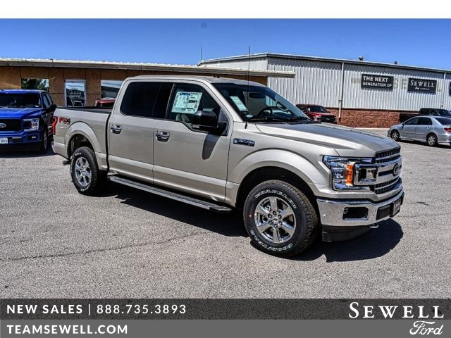 2018 F-150 SuperCrew Cab 4x4, Pickup #892491 - photo 1