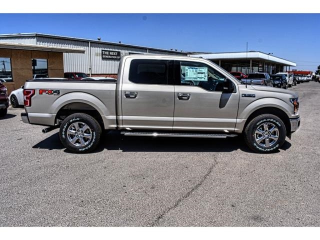 2018 F-150 SuperCrew Cab 4x4, Pickup #892491 - photo 3