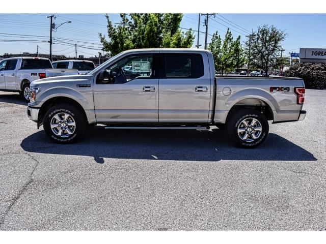 2018 F-150 SuperCrew Cab 4x4, Pickup #892491 - photo 5
