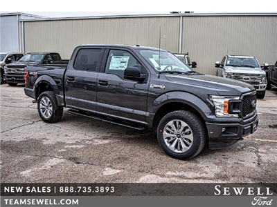 2018 F-150 SuperCrew Cab 4x4, Pickup #894052 - photo 1