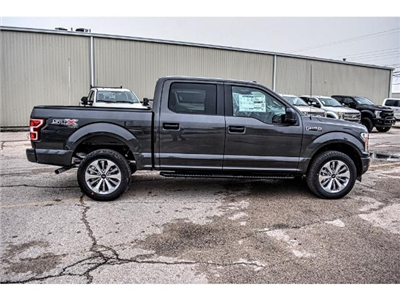 2018 F-150 SuperCrew Cab 4x4, Pickup #894052 - photo 3