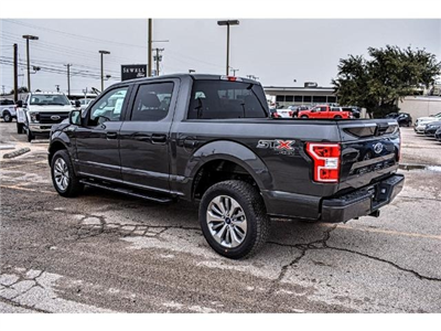 2018 F-150 SuperCrew Cab 4x4, Pickup #894052 - photo 4