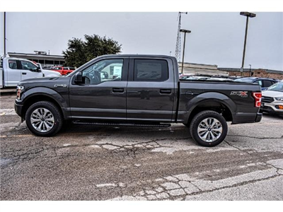 2018 F-150 SuperCrew Cab 4x4, Pickup #894052 - photo 5
