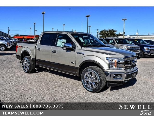 2018 F-150 Crew Cab 4x4, Pickup #894750 - photo 1