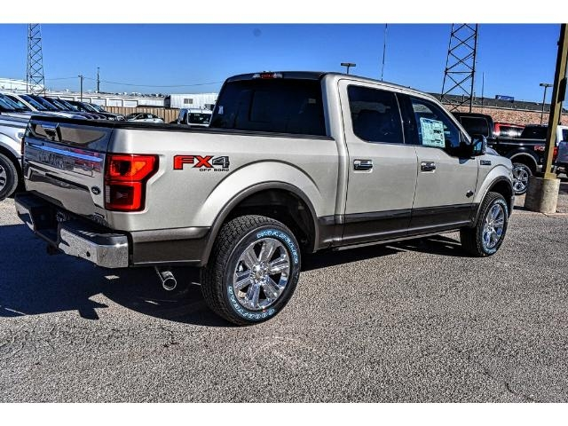 2018 F-150 Crew Cab 4x4, Pickup #894750 - photo 2