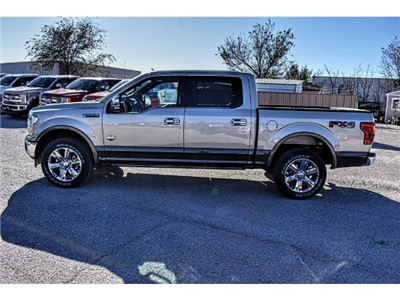 2018 F-150 Crew Cab 4x4, Pickup #894750 - photo 5