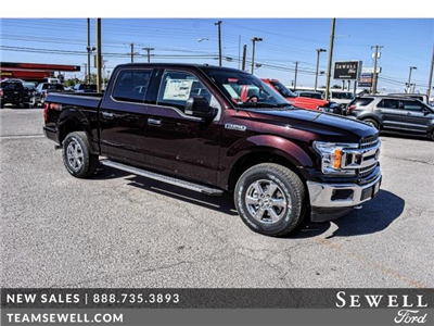 2018 F-150 SuperCrew Cab 4x4, Pickup #898917 - photo 1