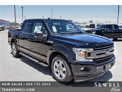 2018 F-150 SuperCrew Cab, Pickup #M830015 - photo 1