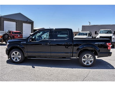 2018 F-150 SuperCrew Cab, Pickup #M830015 - photo 5