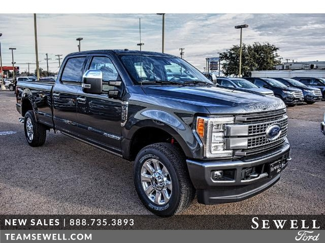 2017 F-350 Crew Cab 4x4 Pickup #P712143 - photo 1