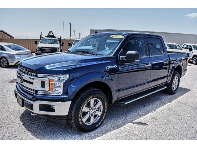 2018 F-150 SuperCrew Cab 4x4, Pickup #P852246 - photo 4