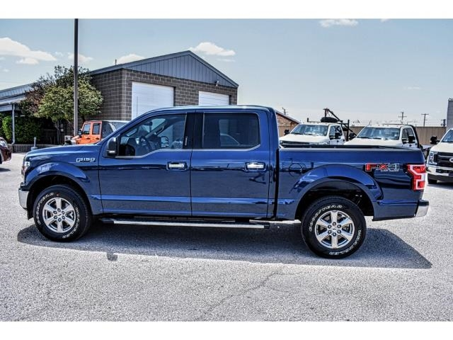 2018 F-150 SuperCrew Cab 4x4, Pickup #P852246 - photo 5