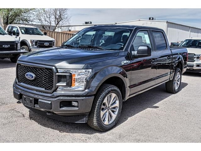 2018 F-150 Crew Cab 4x4, Pickup #P868653 - photo 4