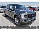 2018 F-150 Crew Cab 4x4, Pickup #P868653 - photo 1